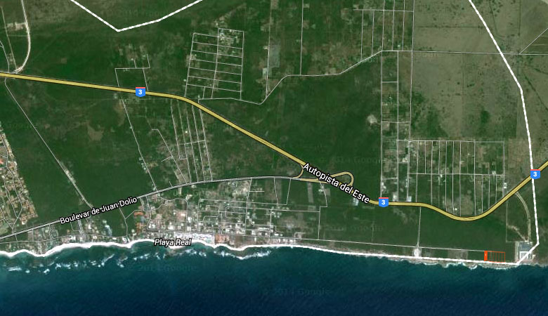 Juan Dolio Waterfront Lot for sale, Dominican Republic