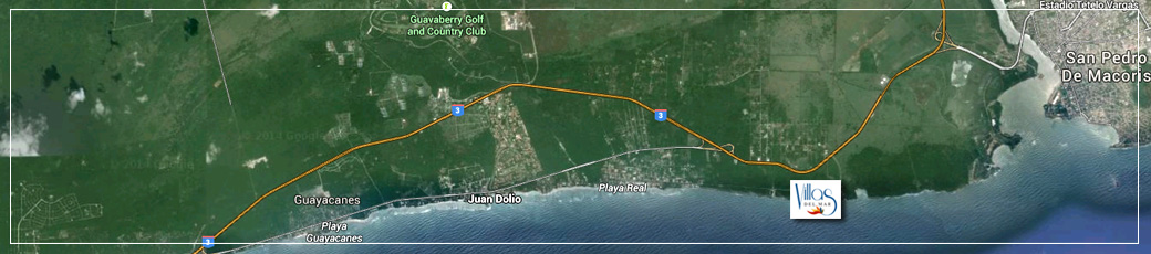 Waterfront Lots for Sale in Juan Dolio, Dominican Republic
